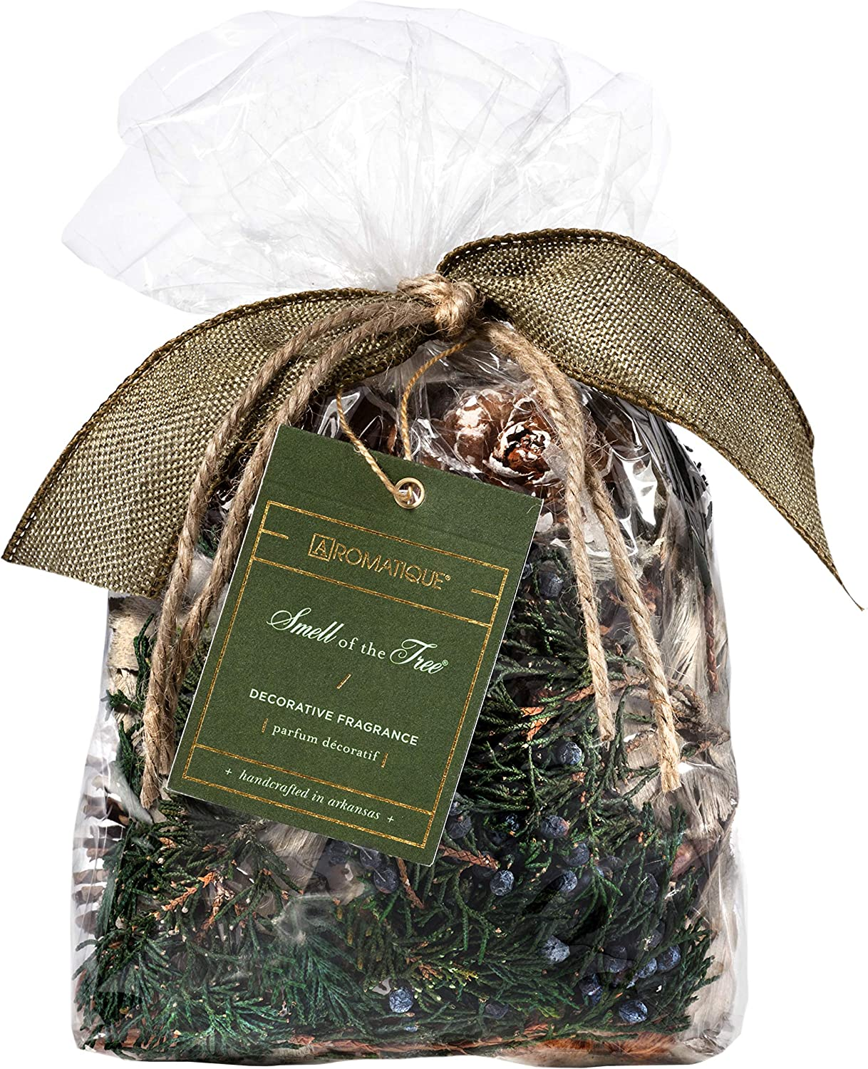 Aromatique 12 oz Bag Smell of The Tree Decorative Potpourri