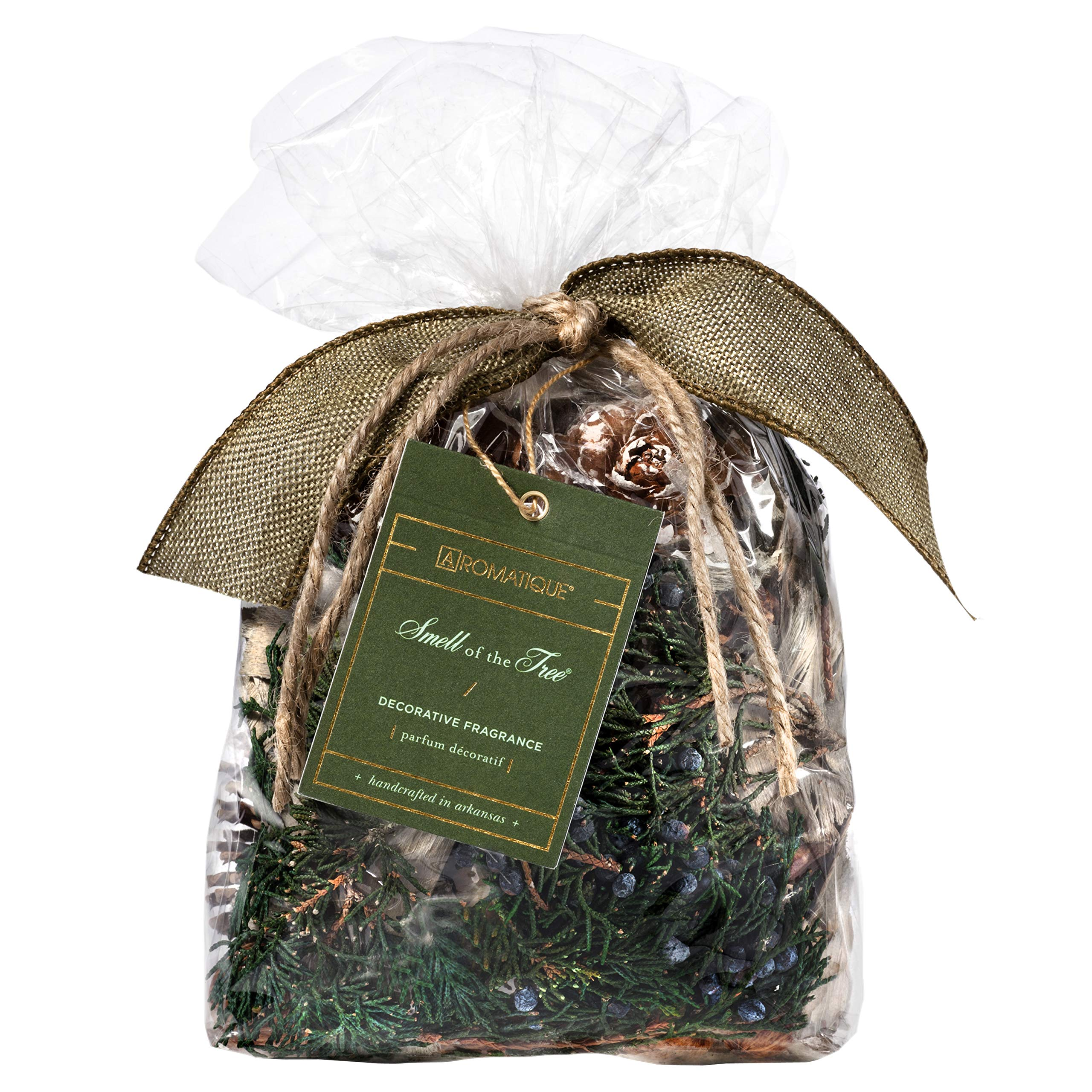 Aromatique Decorative Potpourri Bag- Smell of the Tree Decorative Fragrance (8 Ounce Bag) by Aromatique