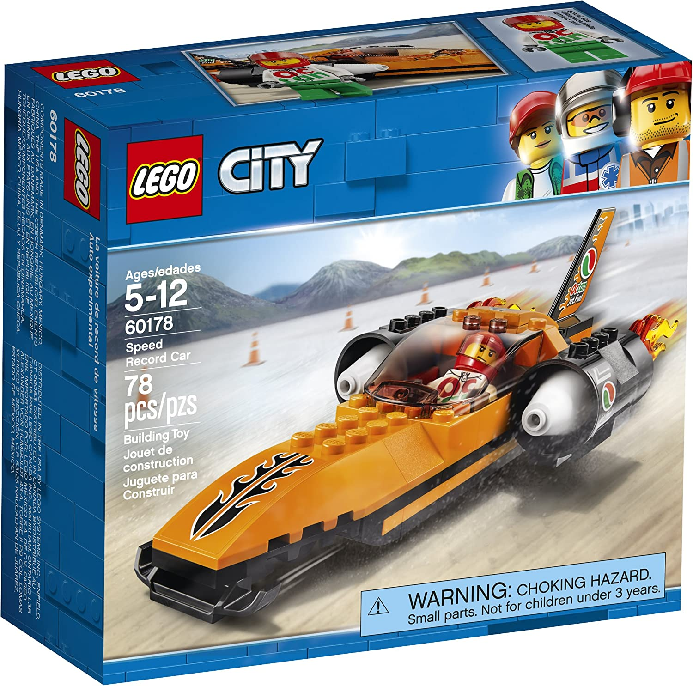 The 9 Best Lego City Airshow Jet 60177 Building Kit 87 ...