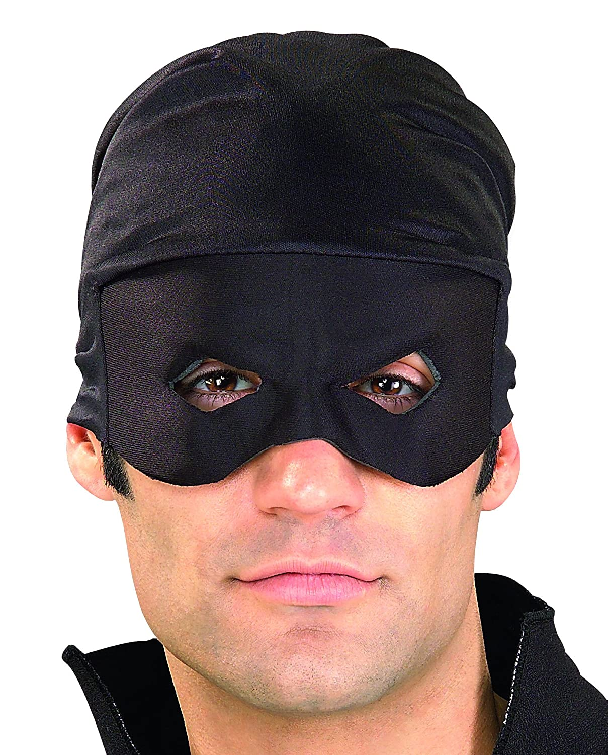 Amazon.com Rubieu0027s Menu0027s Zorro Adult Bandana and Eye Mask Black One Size Clothing  sc 1 st  Amazon.com : women zorro costume  - Germanpascual.Com