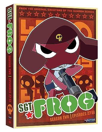 Sgt Frog: Season Two [Reino Unido] [DVD]: Amazon.es: Cine y ...