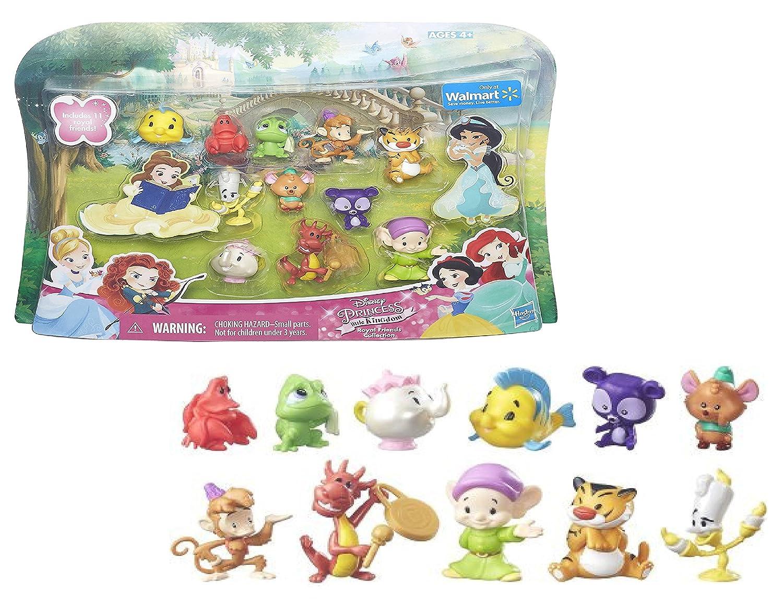 Disney Princess Little Kingdom Exclusive Royal Friends Collection by Disney: Amazon.es: Juguetes y juegos