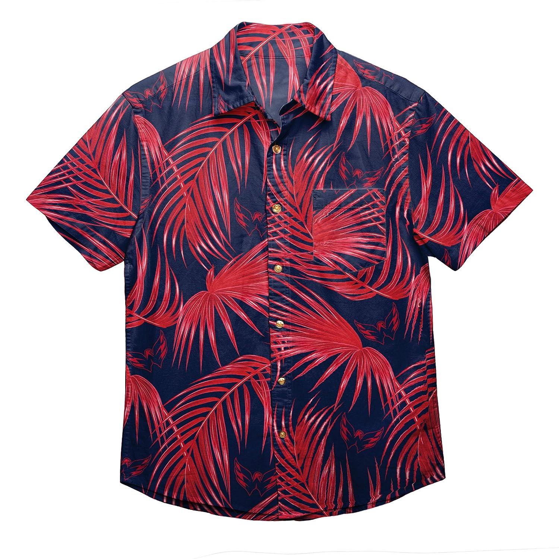 buy popular 2a3b0 ece77 NHL Mens : Floral Shirt