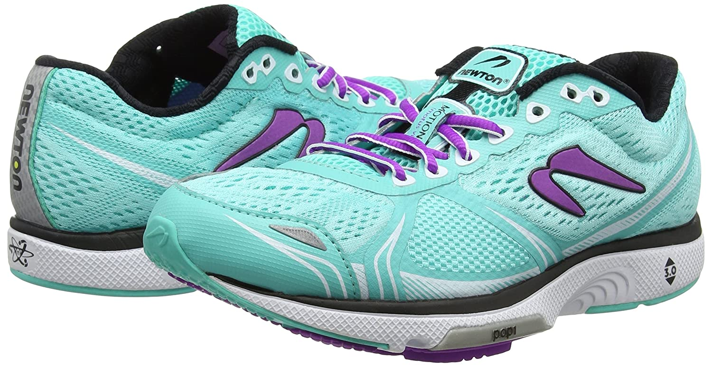 Newton Motion VI Women's Running Shoes B01HODFVQ8 10.5 B(M) US|Turquoise/Lavender