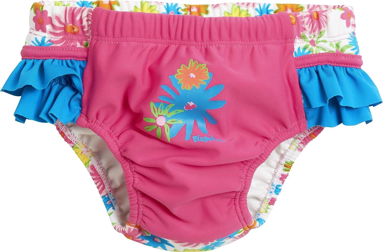 Playshoes Badewindel Blumenmeer Mit UV-Schutz, pañal de natación para Bebés 461150