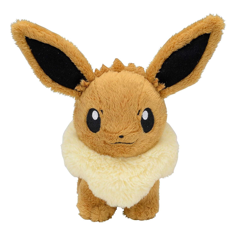 Pokemon Center Original Limited Plush Doll MOFU-MOFU PARADISE Arcanine JAPAN