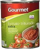 Gourmet - Tomate triturado extra - 850 g - [Pack de 6]
