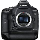 Canon EOS-1DX Mark II Body Digital Camera - SLR(1DXIIB) 3.2Inch Display,Black (Australian warranty)