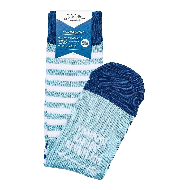 Lata calcetines molones