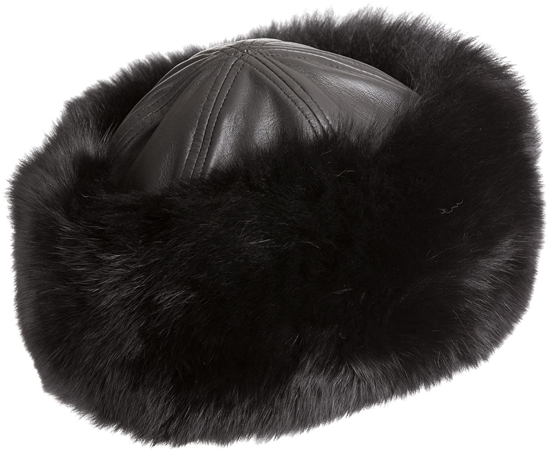 Overland Sheepskin Co HAT レディース B01MCTDDBY  MEDIUM (22.38\