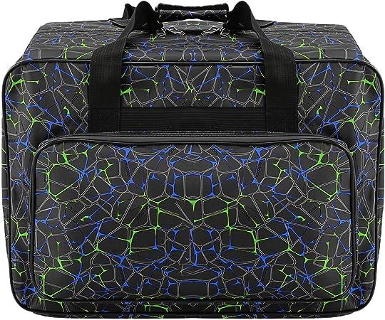 Bolsa de lona impermeable para máquina de coser de gran capacidad ...