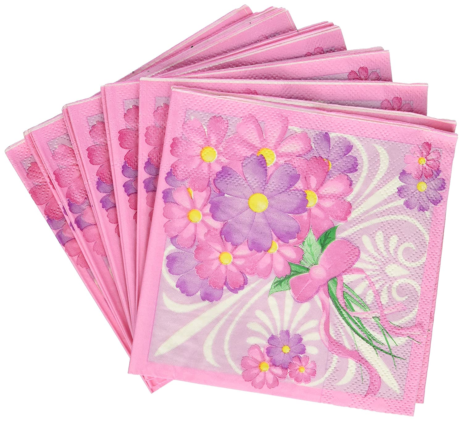 Forum Novelties Ballerina Beverage Napkins 16 Pack