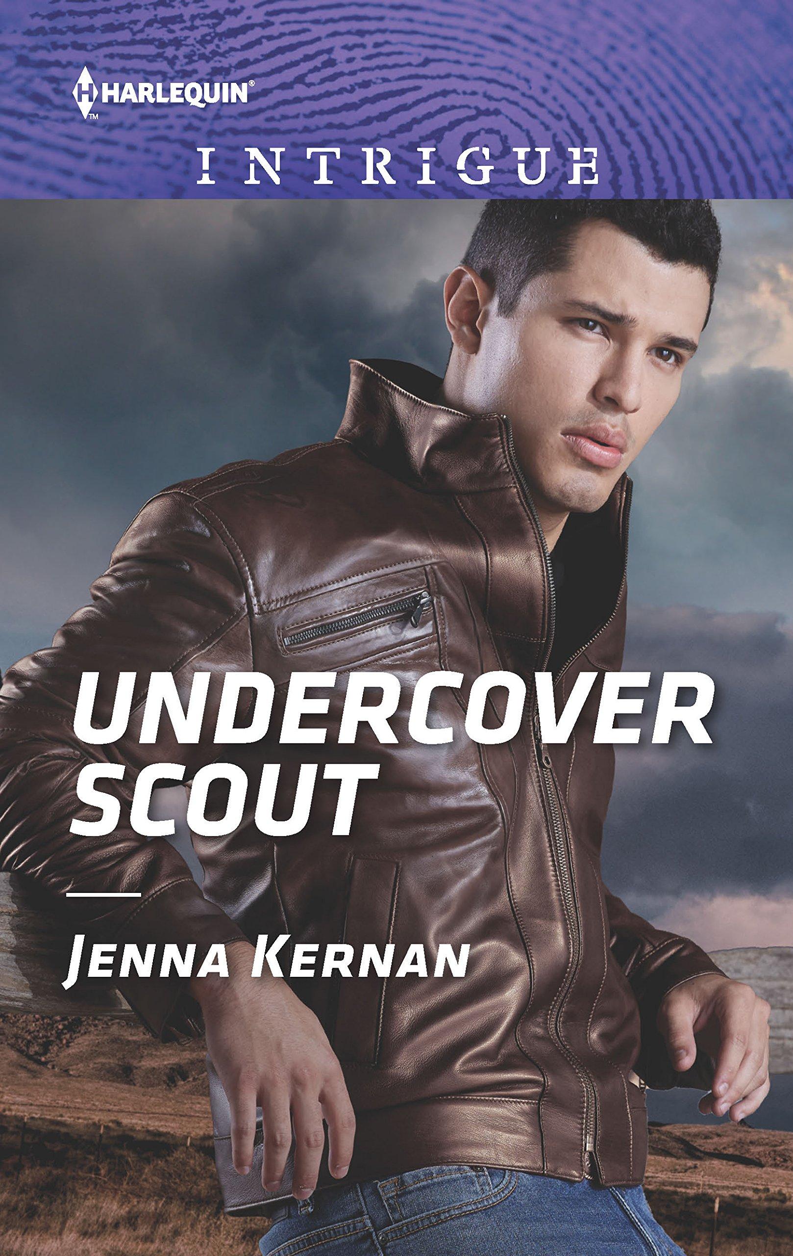 Undercover Scout (Apache Protectors: Wolf Den) pdf epub