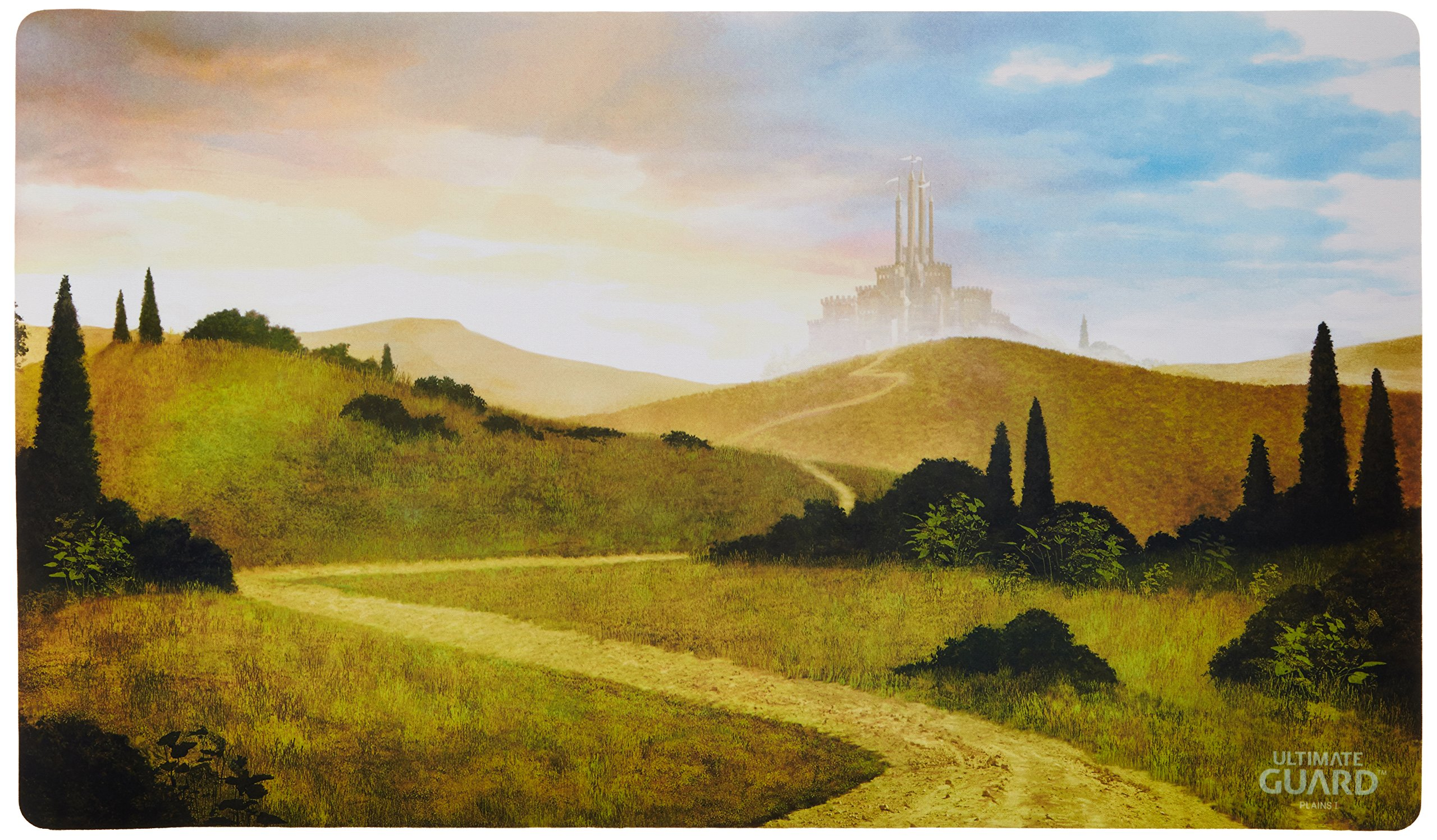Play Mat Magic The Gathering Series Plains Cards, One Size
