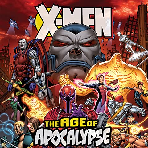 X-Men: The Complete Age of Apocalypse Epic (Collections) (5 Book Series) (Xmen Age Of Apocalypse Complete)