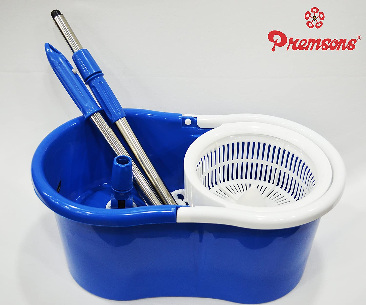 Premsons Spin Mop & Bucket Magic