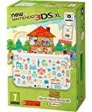 New 3DS XL + Animal Crossing: Happy Home Designer  + amiibo Card