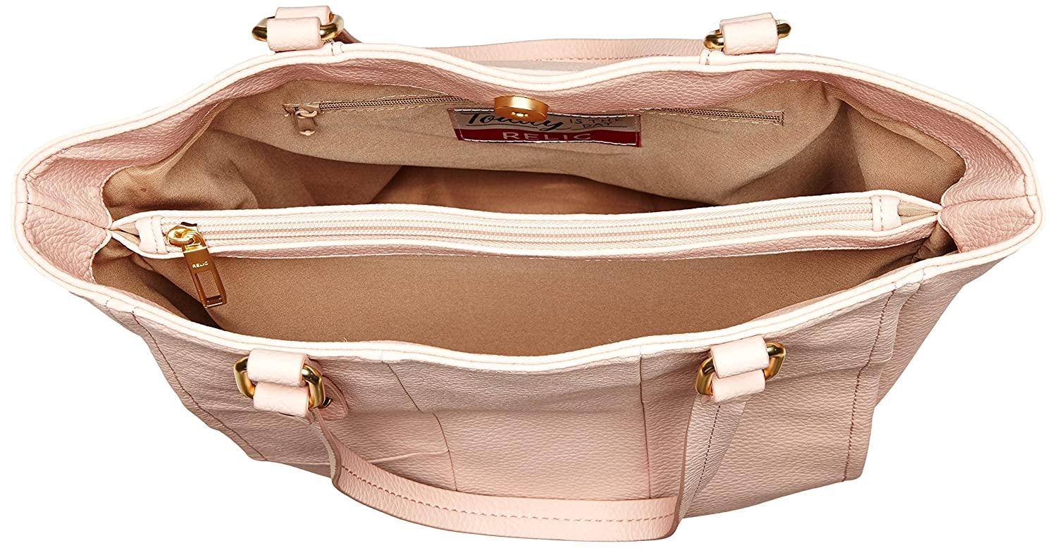 Relic by Fossil Relic Noelle Tote Bag Blush