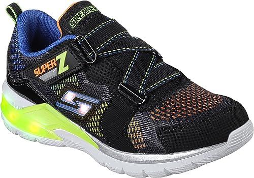 Skechers 90552L Sneakers Garçon: : Chaussures et Sacs