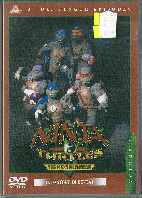 Ninja Turtles The Next Mutation Volume 02 Italia DVD: Amazon ...