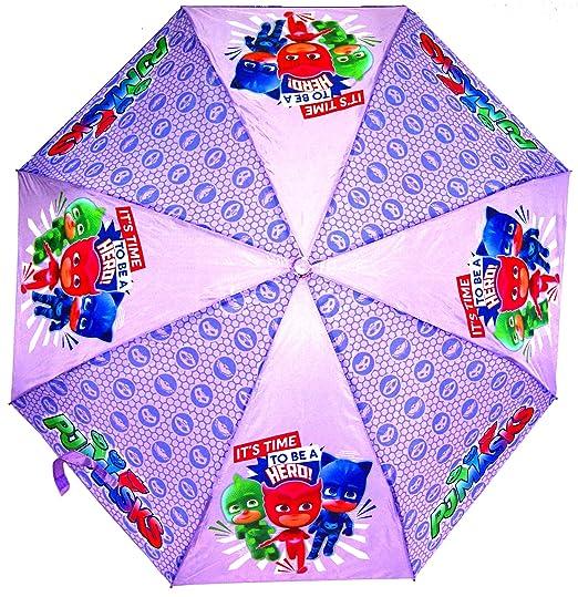 Amazon.com: Umbrella,Disney Pj Masks Extendable Umbrella,,Kids Umbrella,Officially Licensed: Clothing