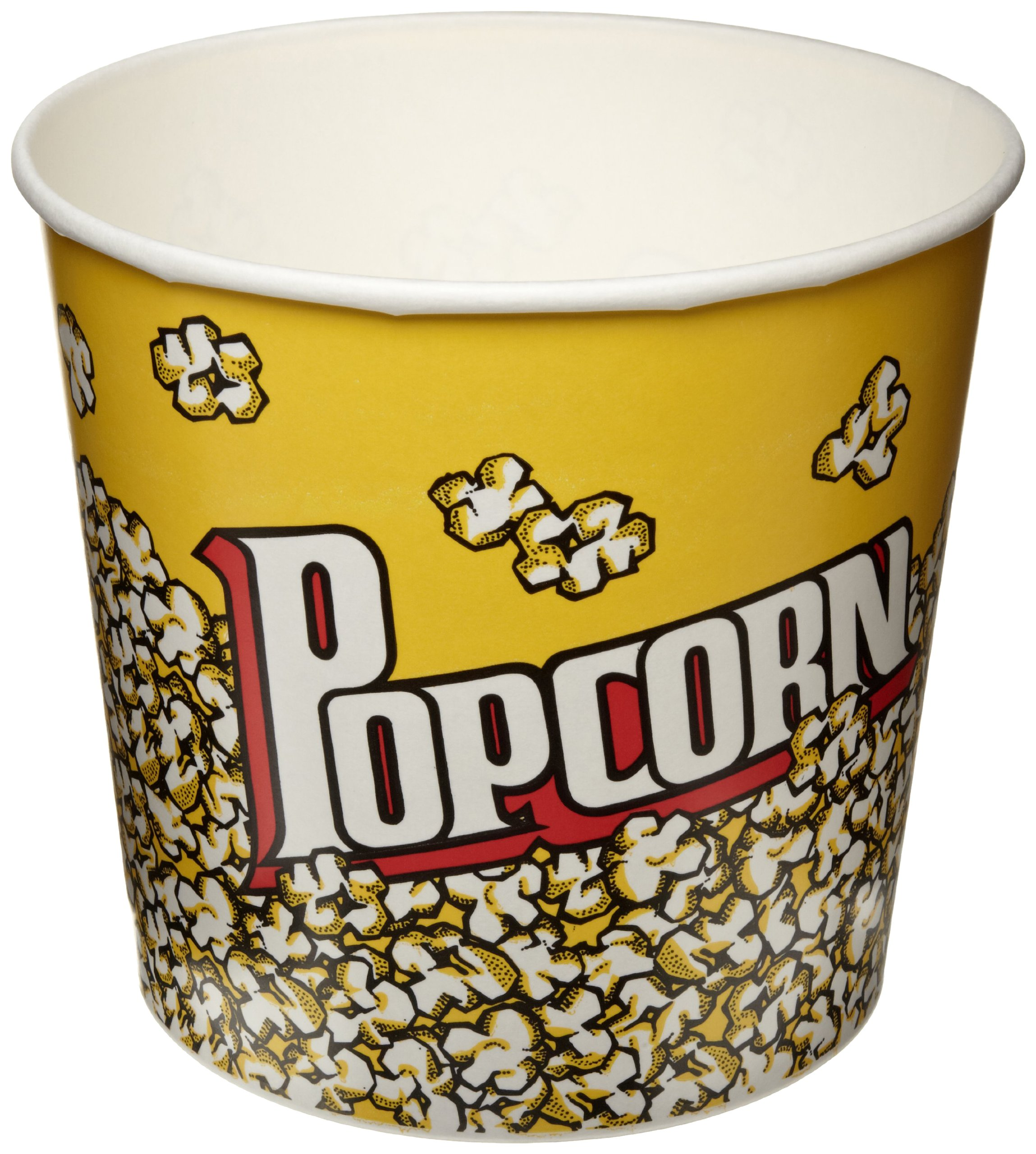 Solo VP85-00061 85 oz Popcorn Paper Bucket (Case of 150) by Solo Foodservice (Image #2)