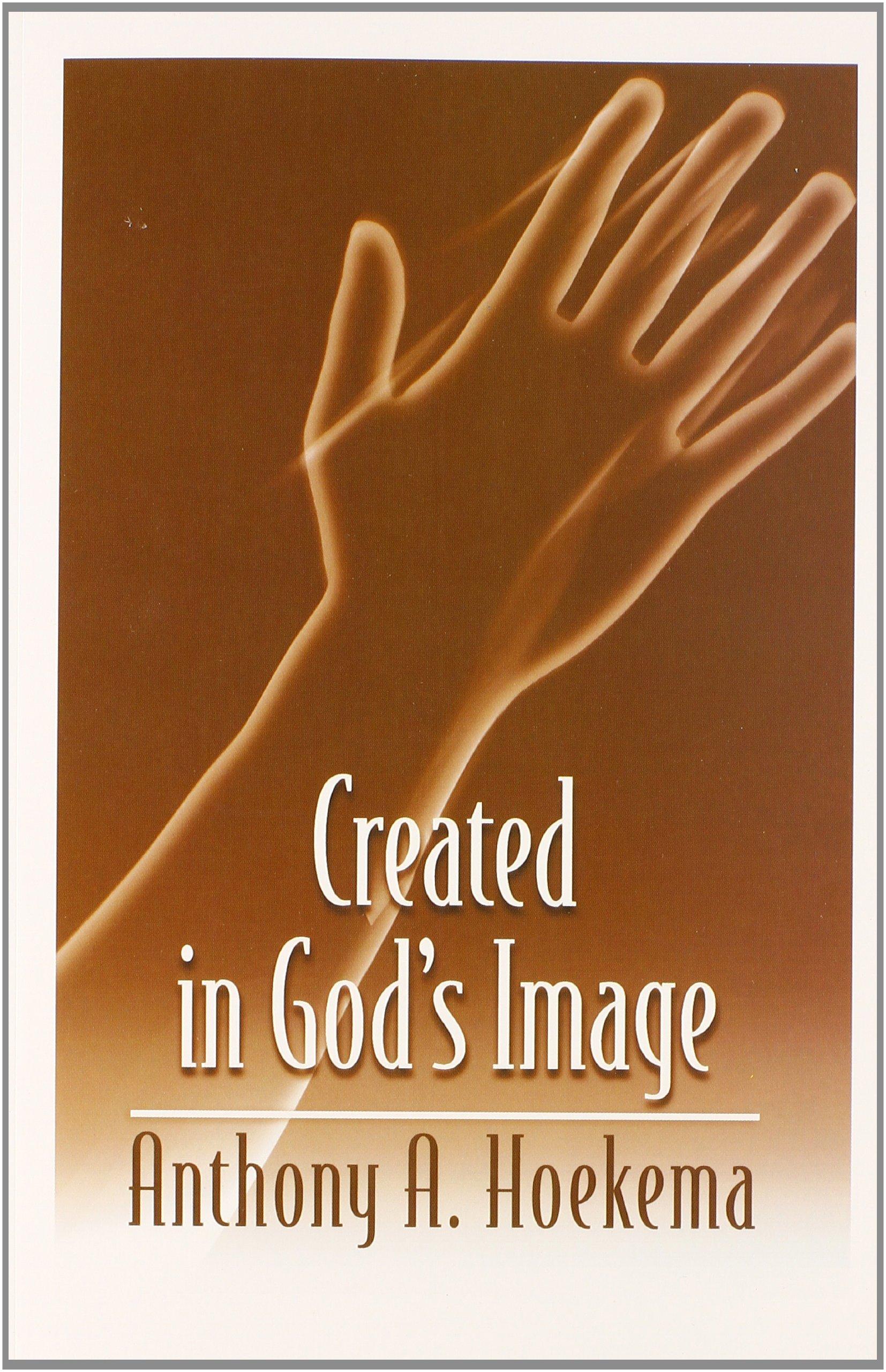 Created Gods Image Anthony Hoekema product image