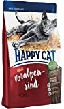 Happy Cat Dry Cat Food Alpine Beef 10 kg