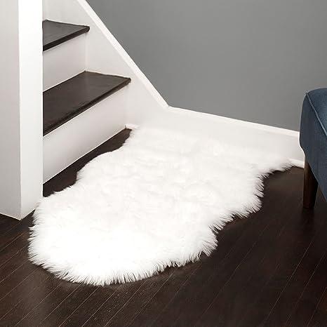 fancy seamless carpet white faux fur fluffy rug furry