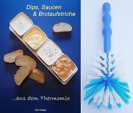 Set-unidades, salsas & pastas ... De la Thermomix + cepillo TM21