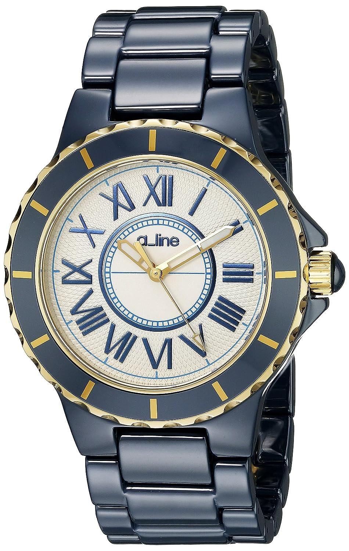 A Line -20040-wwwrr – Armbanduhr – Quarz Analog – Armband Keramik weiß
