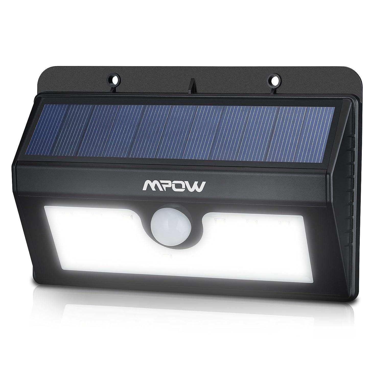 Faretti Esterno Energia Solare: Faretti solari segnapasso calpestabili in acc...