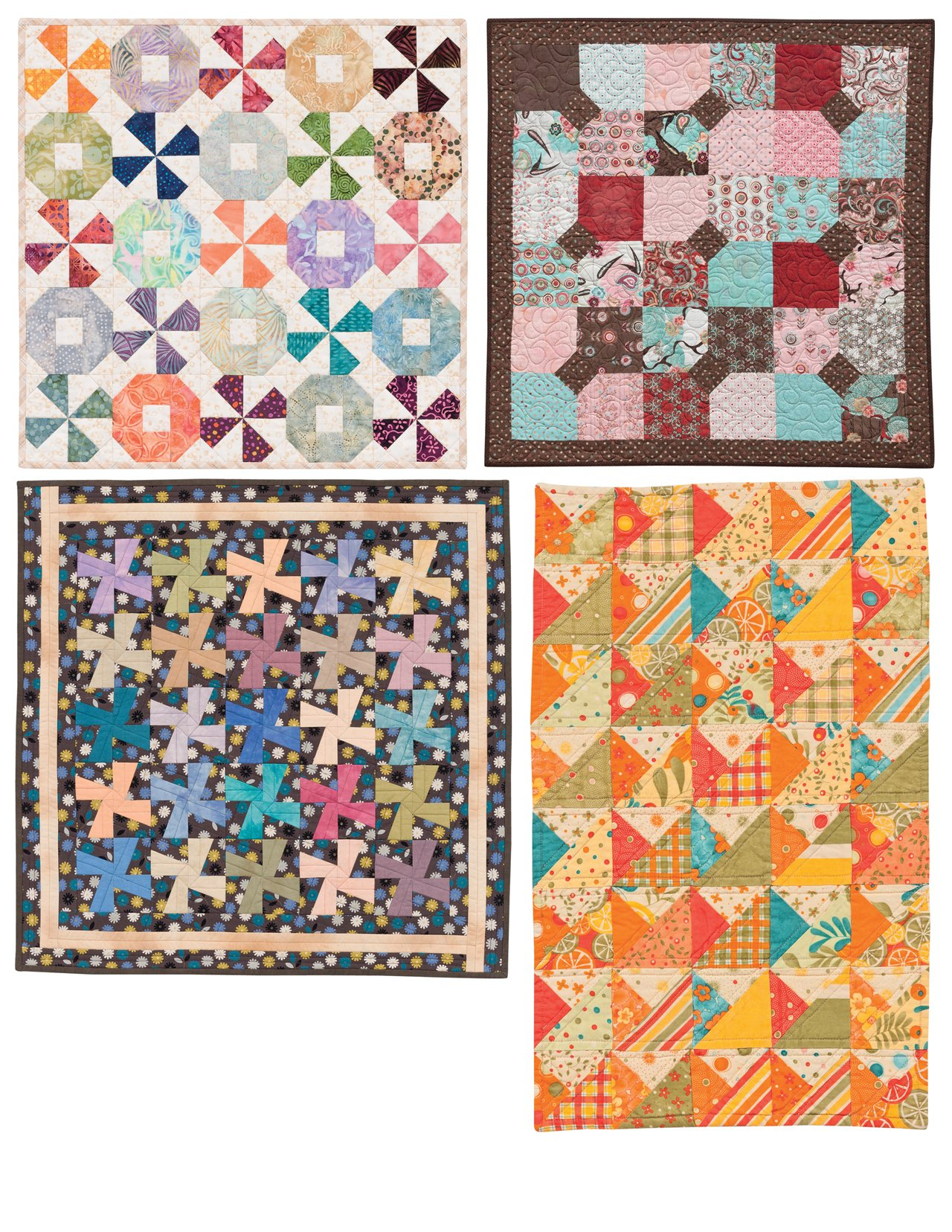 101 Fabulous Small Quilts (That