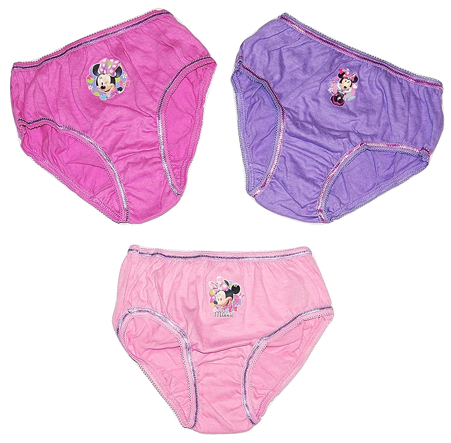 Girls Kids My Little Pony Pants Briefs Knickers Set 3-4 Years 3 Pack