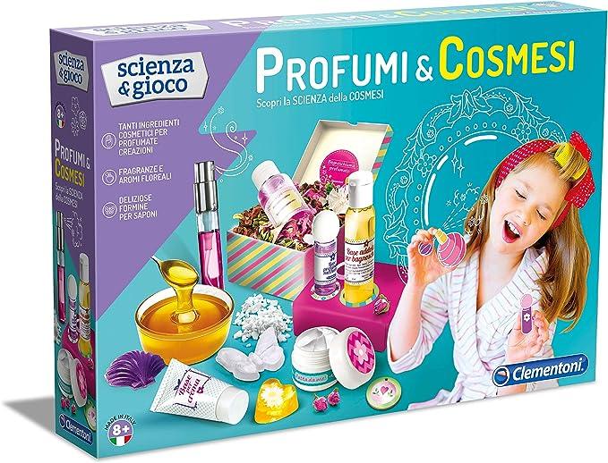 Clementoni 13959 Profumi e Cosmesi: Amazon.it: Giochi e