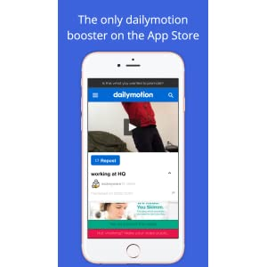InstaBoost for DailyMotion - Get views: Amazon ca: Appstore