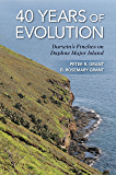 40 Years of Evolution: Darwin's Finches on Daphne Major Island (English Edition)