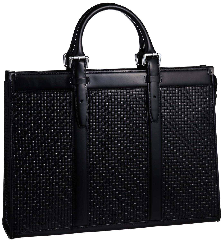 [ヘレナ] ビジネスブリーフケース エスカーラII 3762  ブラック B00DNPCB1K