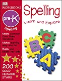 DK Workbooks: Spelling, Pre-K