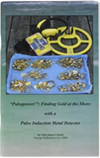 Finding Gold at The Shore with a Pulse Induction Metal Detector. ""