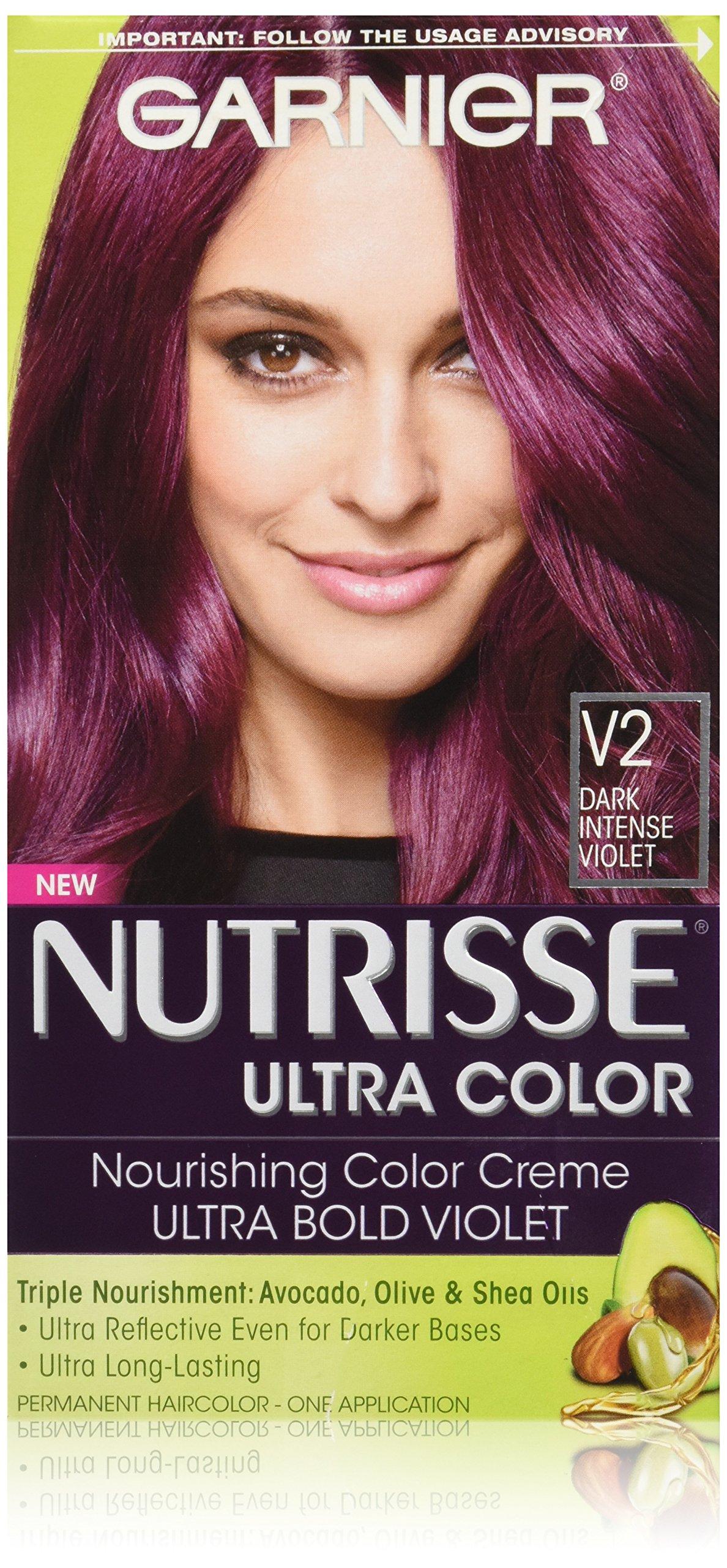 Amazon Com Garnier Nutrisse Ultra Color Nourishing Hair