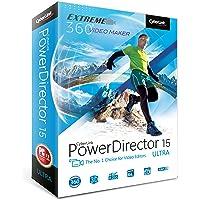 CyberLink PowerDirector 15 Ultra Software