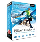CyberLink PowerDirector 15 Ultra - The No.1 Choice For Video Editors (PC)