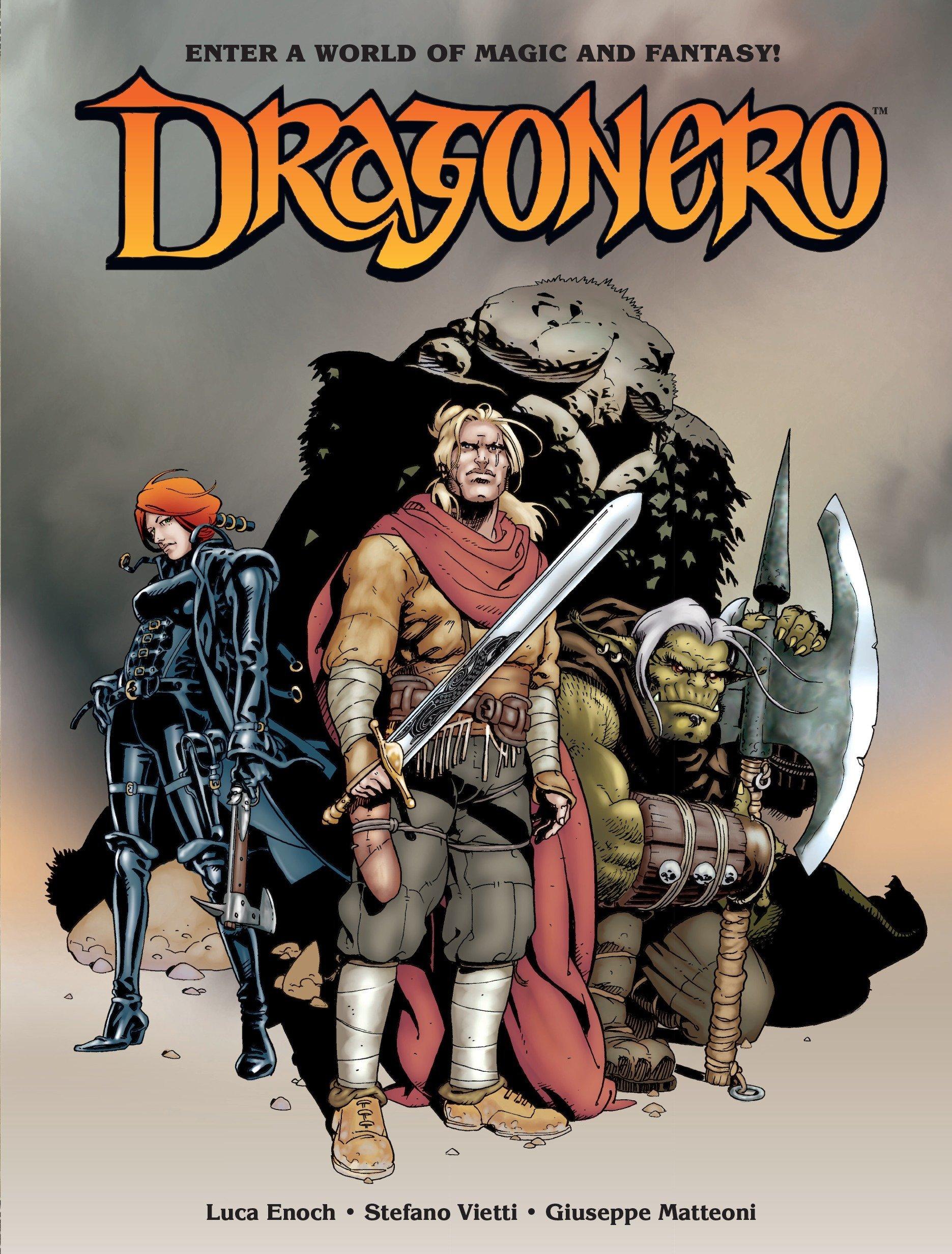 Read Online Dragonero pdf