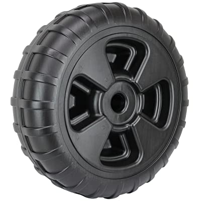 "Extreme Max 3005.3729 24"" Heavy-Duty Plastic Roll-In Dock / Boat Lift Wheel: Automotive"
