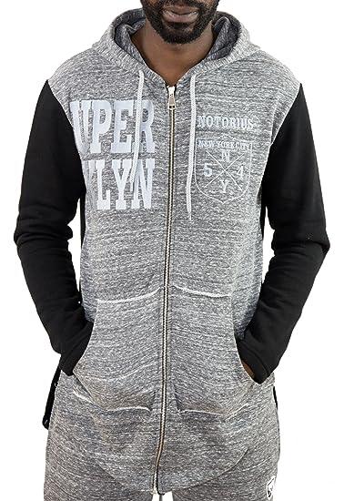 Notorius Hoodie Kapuze Trainingsjacke Jacket Sweatjacke DHYE9WI2