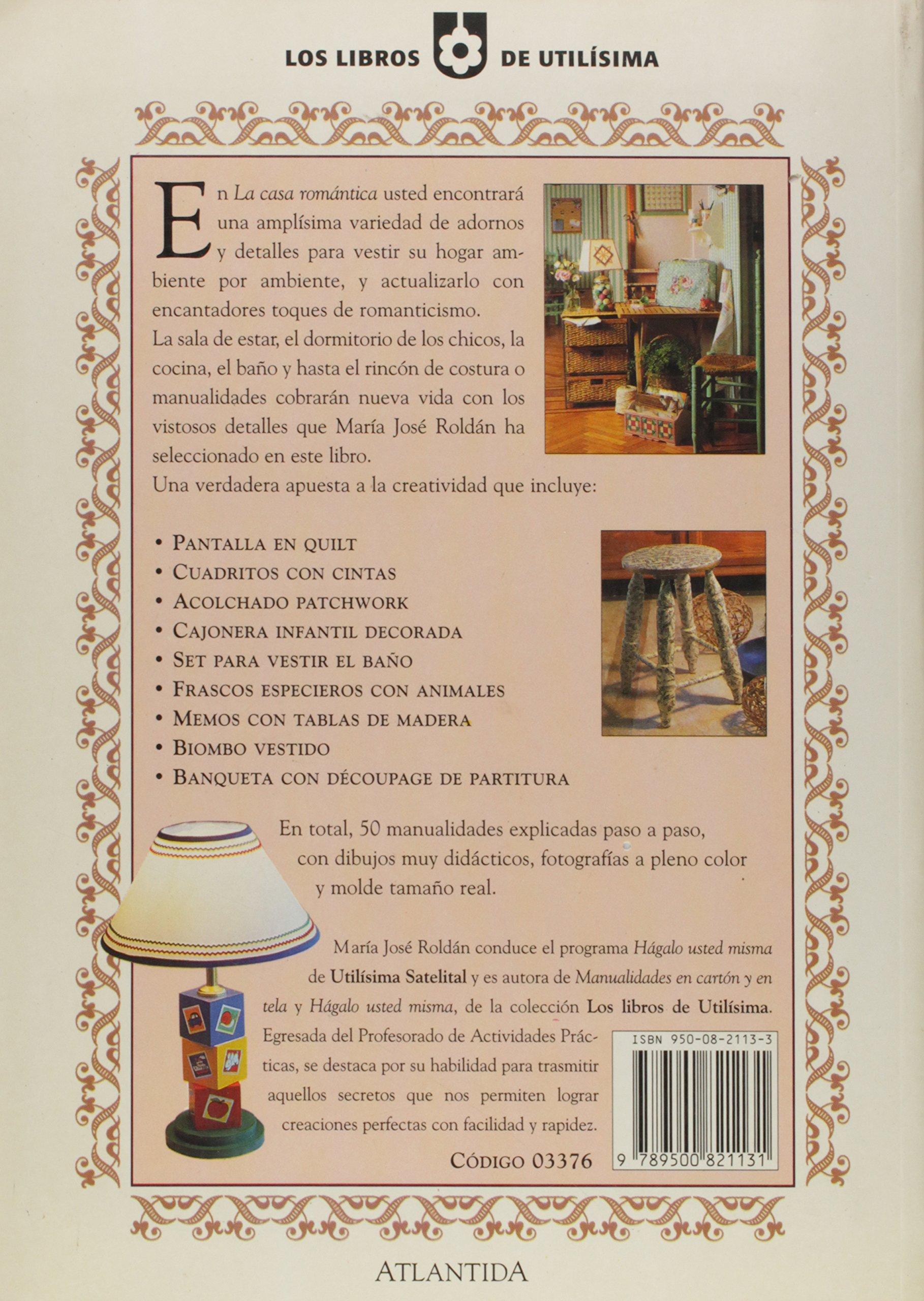 La casa romántica: A. Westgate, Jose Maria Roldan: 9789500821131: Amazon.com: Books
