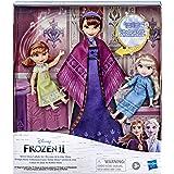 Hasbro Disneys The isdrottning 2 drottning Iduna sovdröm med Elsa och Anna dockor, drottning Iduna sjunger, inspirerad…
