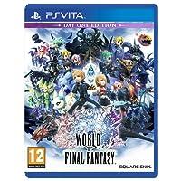 World of Final Fantasy: Day One Edition (Playstation Vita)