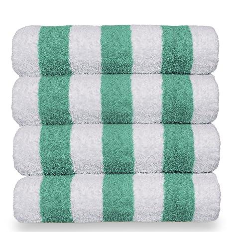 Hotel de lujo toalla 100% algodón piscina toallas de playa